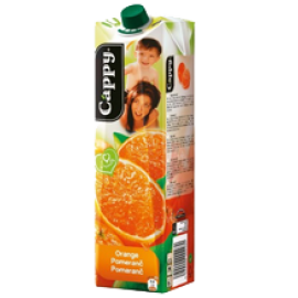 Cappy 1l Pomaranč